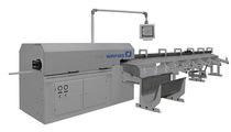 wire straightening and cutting machine for fine wire max. ø 14 mm | R 53B WAFIOS Aktiengesellschaft