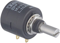 wire wound multiturn precision potentiometer 100 Ω - 100 kΩ | 22HP-10 Sakae Tsushin Kogyo
