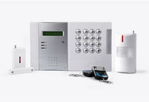 wireless control panel for intrusion alarm 130 - 400 mA, 100 - 240 V | LHD8001  Shenzhen Longhorn Security Technology Co., Ltd