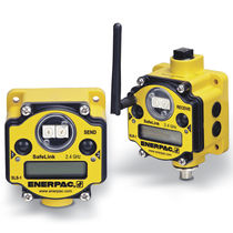 wireless digital pressure gauge   ENERPAC