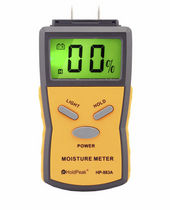 wood moisture meter 5 - 40% | HP883A   Zhuhai Jida Huapu Instrument Co., Ltd.