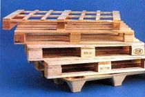 wooden pallet  Eredi Caimi