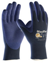 work nylon gloves with nitrile coating MaxiFlex® Elite™ John Ward Ceylon