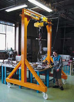workshop gantry crane 500 - 3 200 kg | TD series Columbus McKinnon Industrial Products