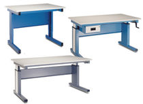 workstation 900, 950, 960 series IAC INDUSTRIES