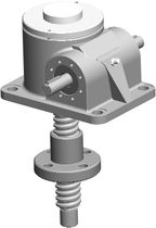 worm gear screw jack (rotating ball screw) 50 - 1 500 kN | S.E.P. VR series Setec