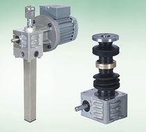 worm gear screw jack (rotating screw) 2 - 100 kN, max. 25 mm/s | TS Series ATLANTA