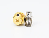 worm and wheel gear  Reliance Precision Mechatronics
