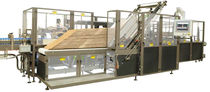 wrap-around case packer max. 75 p/min | Mach-4 Brenton Engineering