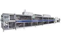 wrap-around case packer / sleeve wrapping machine max. 30 p/min | LCM series SMI