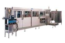 wrap-around tray packer / sleeve wrapping machine  condi-film