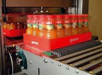 wrap-around tray packer / sleeve wrapping machine 10 - 30 cycles/min | SW 60 D/W series MEYPACK