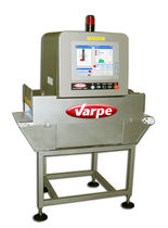 X-ray inspection machine for packaging line RM2 varpe control de peso
