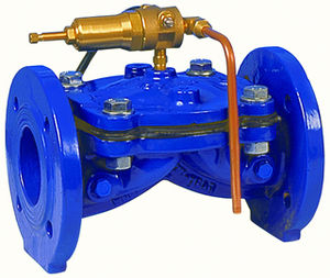 parker adjustable prv for high pressure pump