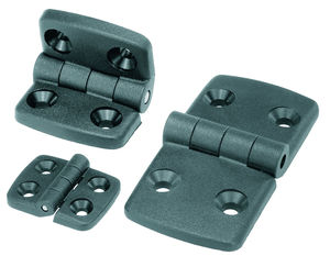 Edge-mounted hinge - All industrial manufacturers