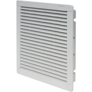 Plastic Ventilation Grill / With Dust Filter