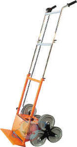 Stair-climbing hand trucks - All industrial manufacturers - Videos