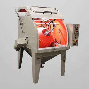 pressure blast cabinet / manual / with turntable & Blast cabinet Sand-blasting cabinet - All industrial manufacturers ...