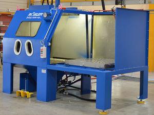 wet blast cabinet / manual & Blast cabinet Sand-blasting cabinet - All industrial manufacturers ...