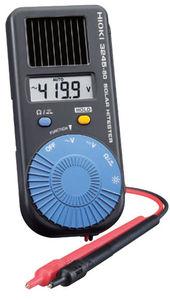 Digital multimeter / portable / industrial - 60 000 mV