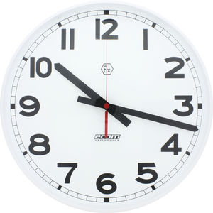 Analog clocks, Analogue clocks - All industrial manufacturers