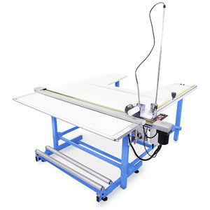 Textile Cutting Table / For Curtains / Rotary Knife / Cut To Length