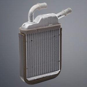 Brazed aluminum radiator - All industrial manufacturers