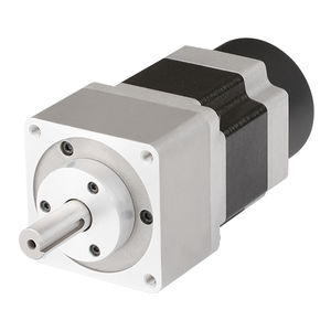 five-phase stepper motor / DC / 24V / with gearbox
