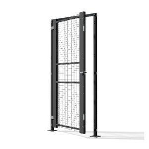 access door / swing / metal / wire mesh  sc 1 st  DirectIndustry & Wire mesh door - All industrial manufacturers - Videos