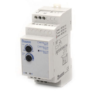 level control relay din rail ac dc single phase