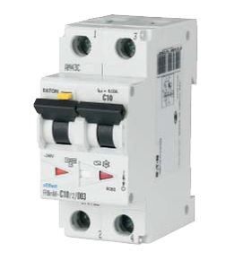 Differential Circuit Breaker / Single Pole / Residual Current / Miniature