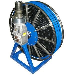 hydraulic hose reel / motorized / open / mobile  sc 1 st  DirectIndustry & Hydraulic hose reel Hydraulic pipe rewinder - All industrial ...