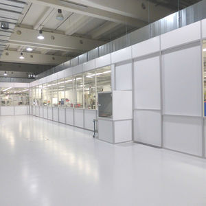 Clean room, Cleanroom - All industrial manufacturers - Videos