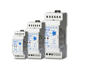 level control relay din rail