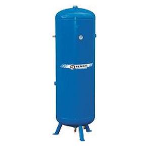 compressed air tank. compressed air tank / metal storage vertical s