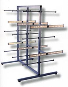 Coil Storage Carousel