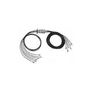 cáp quang cáp feedthrough / nhiều yếu tố / cho ngành công nghiệp bán dẫn