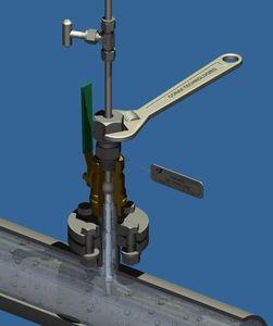 thăm dò lấy mẫu / chất lượng nước / quá trình
