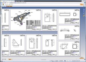 CAD software / design
