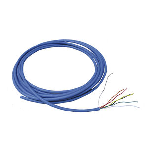 Control cable / PVC-sheathed / flexible