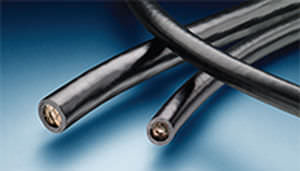Electrical power supply cable / flexible