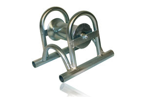 Guide roller / cable