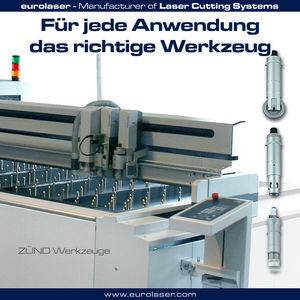 Machining and cutting production line
