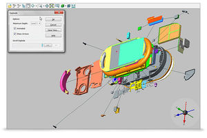 Mechanical CAD software / electric CAD