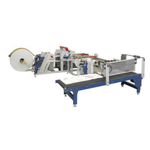 Packaging pouch making machine