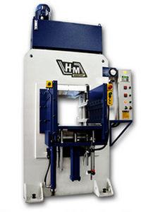 Vulcanization press