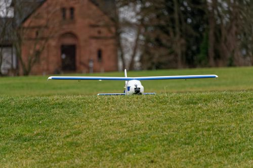 fixed-wing UAV / mapping / aerial photography / observation