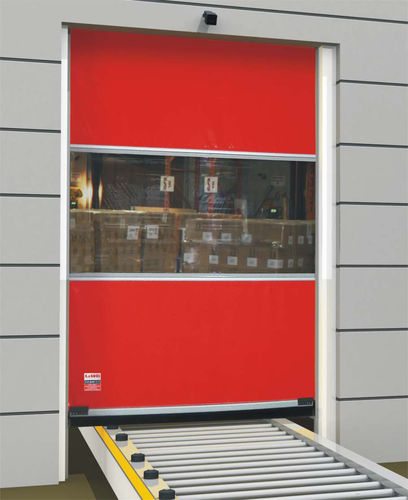 Roll-up doors / fabric / PVC / for conveyors Prime Conveyor Gandhi Automations Pvt Ltd