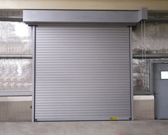 Roll Up Door / Galvanized Steel / Industrial / Security. Gandhi Automations  Pvt Ltd