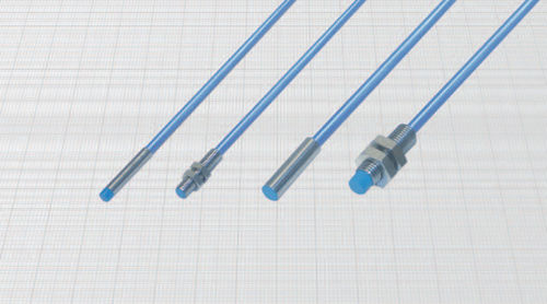 inductive proximity sensor / cylindrical / explosion-proof / IP67